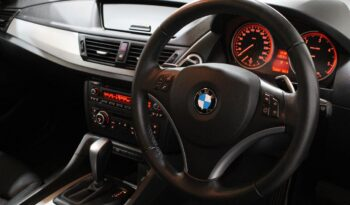 BMW X1 S Drive 2.0d 2011 full
